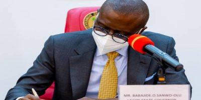 Governor Sanwo-Olu signs VAT Bill