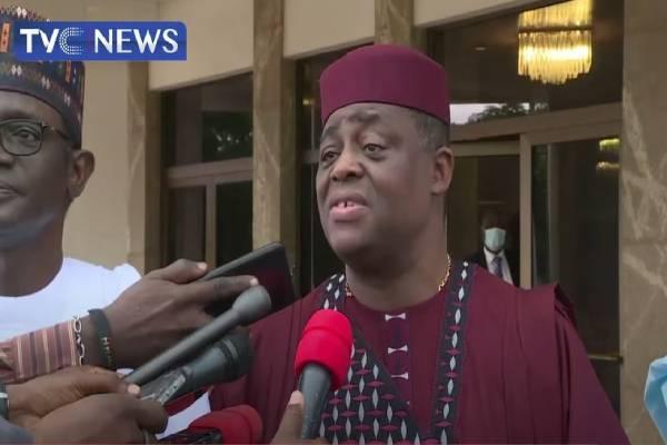 Video: The Spirit of God led me into the APC - Fani-Kayode