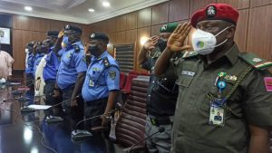AIG Zone 7 visits Niger on security tour