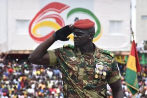 Guinea President Alpha Conde detained in apparent military takeover