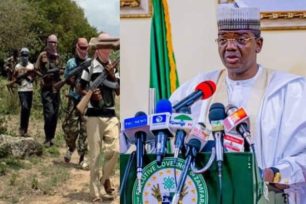 Latest news in Nigeria is that Zamfara taskforce arrests ten bandit collaborators