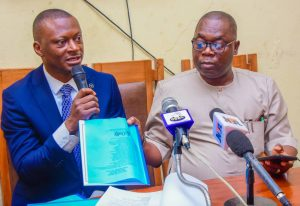 Governor Akeredolu signs three bills into law