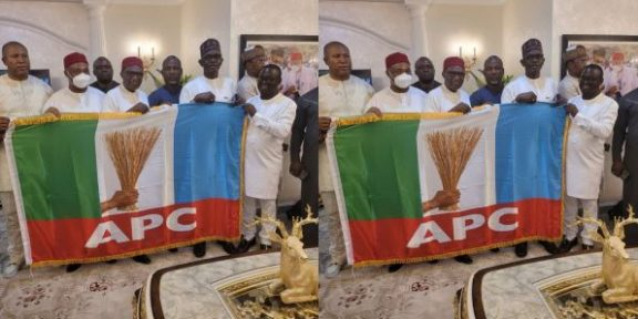 Six APGA House of Reps members defect to APC ahead of election