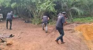 Police raid IPOB/ ESN camps in Imo, kills sector commander, two others