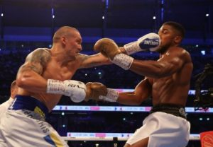 Anthony Joshua loses heavyweight tittles to Oleksandr Usyk by unanimous decision
