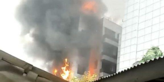 Latest news abou NPA fire
