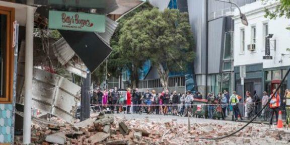 5.8 magnitude earthquake rattles southeast Australia