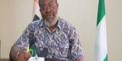 Anambra Guber: ADC DG Harris Chuma announces resignation