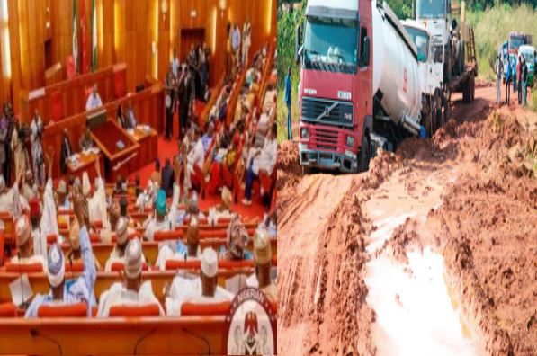 Senate asks FG to consider ₦300 billion fund for emergency road repairs in Niger