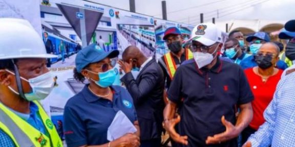 Deadline for completion of red, blue line train projects remains sacrosanct- Sanwo-Olu