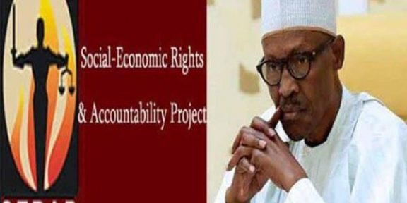 SERAP asks Buhari to publish names of suspected looters of N6trn NDDC funds
