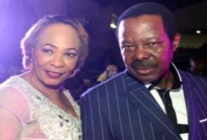President Buhari condoles King Sunny Ade over death of Wife, Risikat