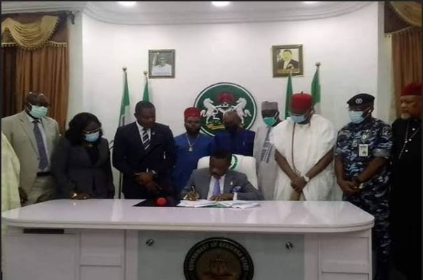 Anambra Governor signs anti-open grazing bill into law