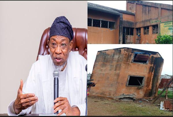 Interior Ministry confirms attack on Oyo Custodial centre