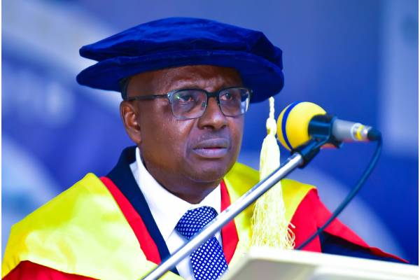 BREAKING: Prof. Adebowale emerges 13th Vice Chancellor of University of Ibadan