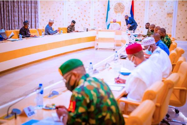 Buhari directs Security agencies to take over Anambra, says non-state actors can't stop election