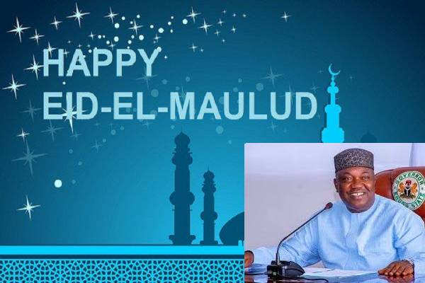Eid-ul-Maulud: Gov. Ugwuanyi felicitates with Muslims