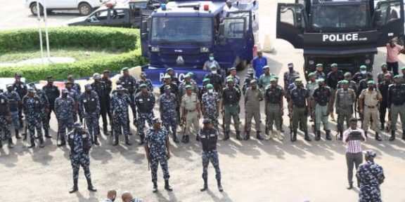 EndSARS memorial: Police to embark on show of force in Lagos