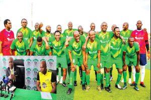 Ex-Eagles 2000 Athletes for games in Ogun