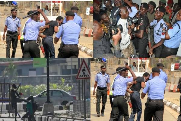 Highlights of human rights abuses by officers of the Nigeria Police