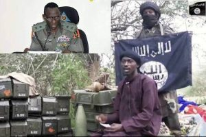 ISWAP Commander, Al-Barnawi is dead - CDS Irabor
