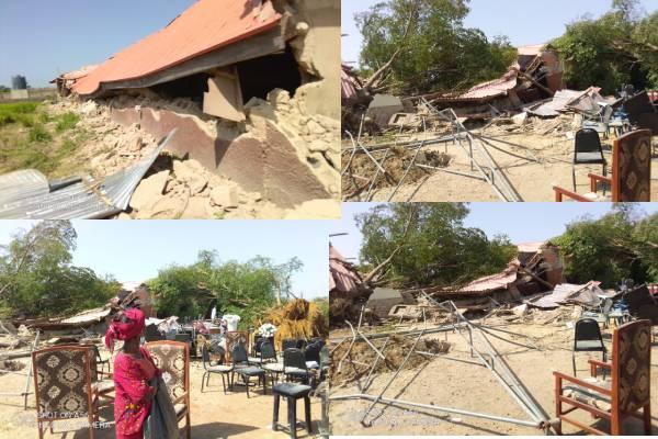 Kaduna govt demolishes 140 houses Zaria LGA