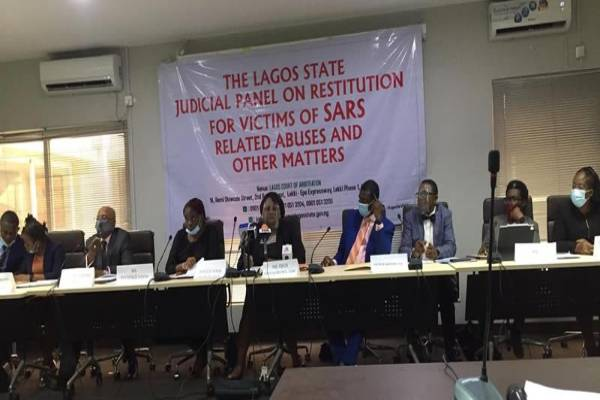 Lagos EndSARS Panel's final decisions on valedictory sitting