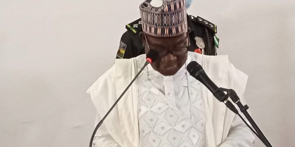 Gov Lalong presents N160bn 2022 Appropriation bill to Plateau Assembly