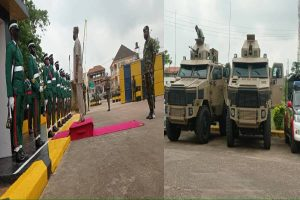 Latest Breaking News About Security in Nigeria: Nigerian Army Launches Operation Still Waters in Ibadan