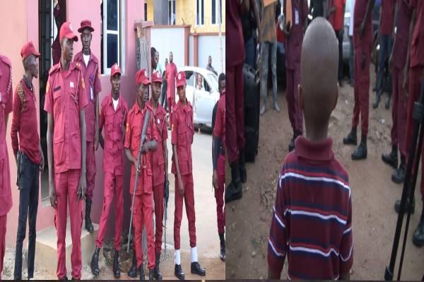 Latest Breaking News About Security in Nigeria: Ondo Amotekun arrests 18 suspected criminals