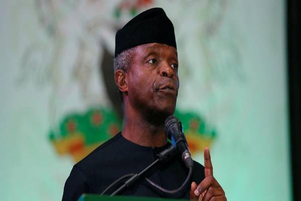 Latest Breaking Political News in Nigeria Today : Laedership has nothing to do with age but competence - VP Osinbajo