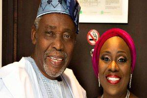 Latest Breaking Nollywood News: My Husband is hale and Hearty - Joke Silva