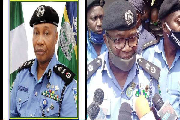 Latest Breaking News About Nigerian Police: CP Lanre Bankole becomes Ogu new CP as Ajogun retires