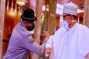 Latest Breaking News About ECOWAS: Former President Jonathan meets President Buhari over Mali