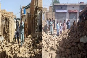 Pakistan earthquake kills at 20 persons, hundred injured