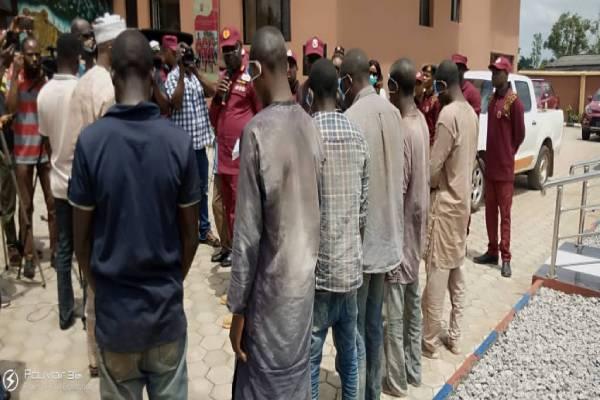 Ondo Amotekun rescues Ogun cement dealer from kidnappersb