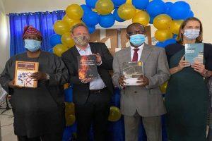 U.S. Consulate supports academic programs at KolaDaisi University through book donation