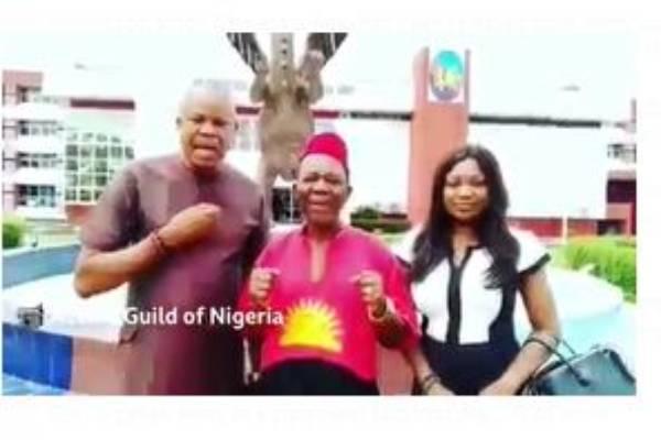 Latest Breaking News About Chiwetalu Agu: Nigerian Army releases veteran Nollywood actor, Chiwetalu Agu