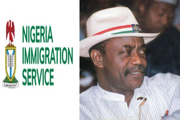 Latest Breaking News about Immigration: Immigration tells Abuja Court why it cannot return Odili's passport to him