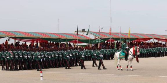 Latets Breaking News About The NDA: POP for 260 NDA cadets commences in Kaduna