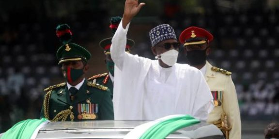Latest Breaking News About NDA : We will satmp out all violent crimes in Nigeria - President Buhari