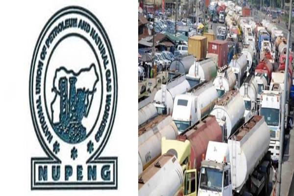 Latest news about NUPENG strike