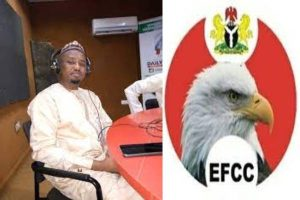 Latest Breaking News about Kaduna State: EFCC Storms KASUPDA office, arrests DG