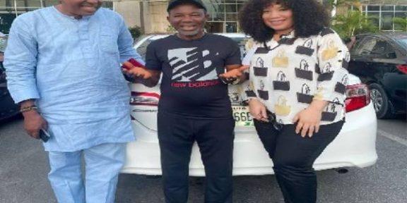 Latyest Breaking News About Ciwetalu Agu: Veteran Actorm, Chiwetalu Agu, regains freedom from DSS Custody
