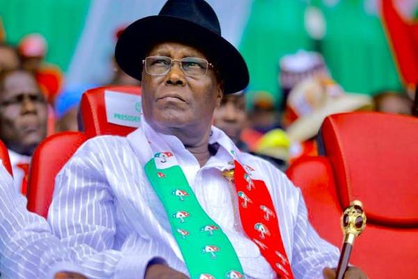 Latest Breaking Political News in Nigeria Today: Former Vuce President, Atiku Abubakar, commends NASS, INEC over electoral act