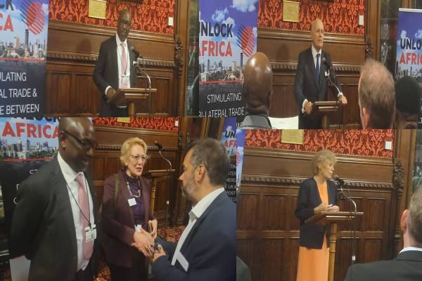 Latest Breaking Business News in Nigeria Today: Governor Sanni Bello Expresses Delight at renewal of UK, Africa partnership