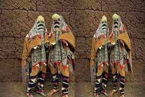 Two Masquerades arrested in Ondo for Stealing