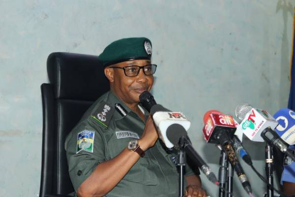 IGP restates commitment to securing Anambra Governorship Election