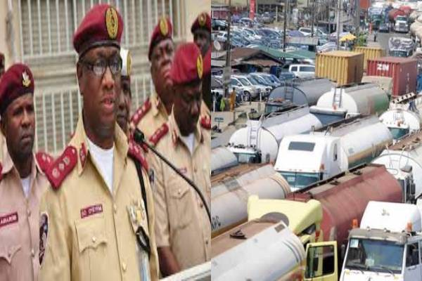 FRSC to begin enforcement of speed limit devices on articulated vehicles