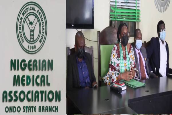 Ondo doctors raise the alarm over poor condition of service